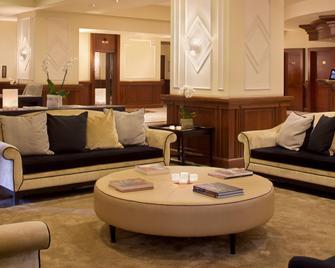 Starhotels Majestic - Turijn - Huiskamer