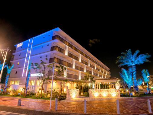 La'gent Hotel Okinawa Chatan - Chatan - Rakennus