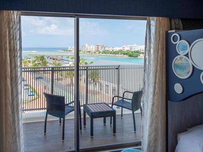 La'gent Hotel Okinawa Chatan - Chatan - Balkon