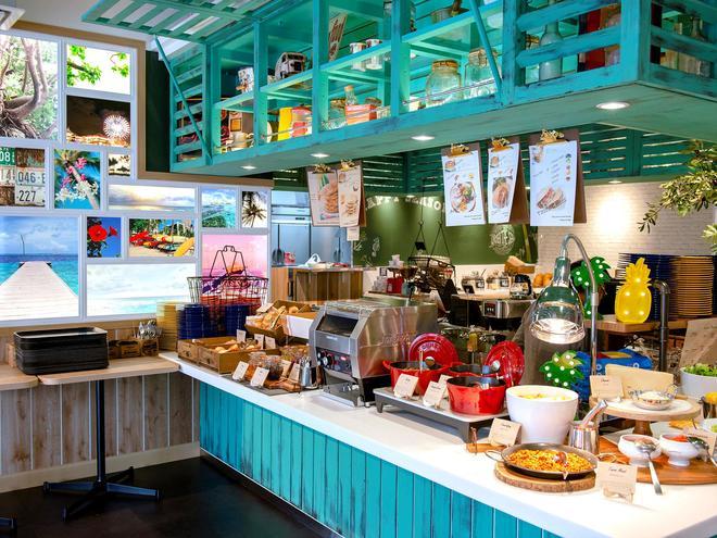 La'gent Hotel Okinawa Chatan - Chatan - Buffet