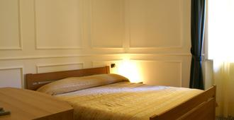 Hotel Amici - אגריג'נטו - חדר שינה