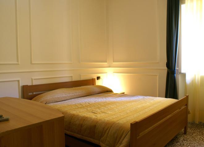 阿米奇酒店 - 阿格利真托 - 阿格里真托 - 臥室