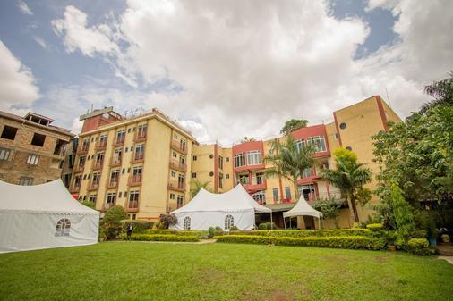 Grand Global Hotel - Kampala - Gebäude
