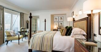 ロコ フォルテ ホテル アミーゴ - ブリュッセル - 寝室