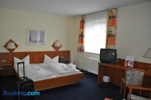 Trip Inn Frankfurt Airport - Rüsselsheim - Rüsselsheim - Bedroom