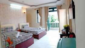Lan Anh Hotel - Ho Chi Minh Stadt - Schlafzimmer