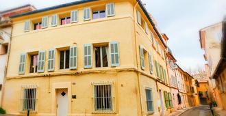 Aix Precheurs Finsonius - ايكس-أن-بروفانس - مبنى