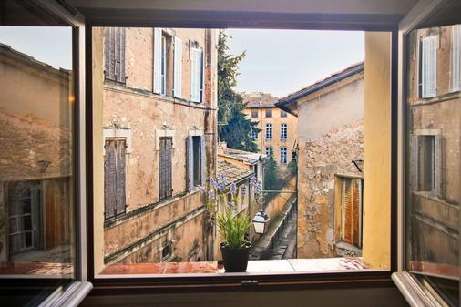 Aix Precheurs Finsonius - Aix-en-Provence - Balcony