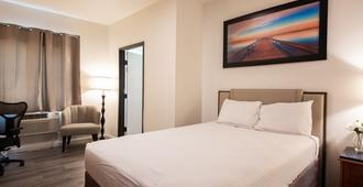 Anchor Pointe Inn - לוס אנג'לס - חדר שינה