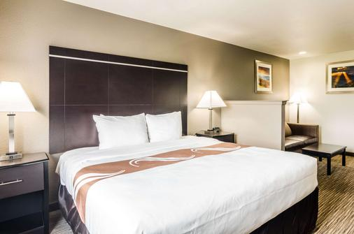 Quality Inn & Suites Westminster - Broomfield - Westminster - Phòng ngủ