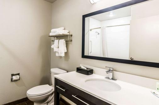 Quality Inn & Suites Westminster - Broomfield - Westminster - Phòng tắm