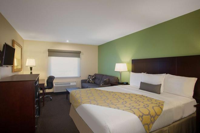 Baymont by Wyndham Jefferson City - Jefferson City - Bedroom