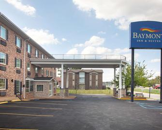 Baymont by Wyndham Jefferson City - Jefferson City - Gebouw