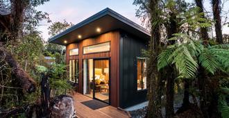 雨林旅館 - 法蘭士約瑟夫冰川 - 弗朗茲約瑟夫 - 建築