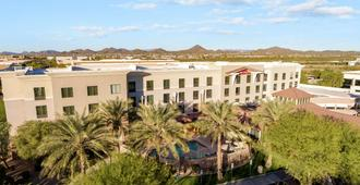 Hilton Garden Inn Phoenix North Happy Valley - Phoenix - Edificio