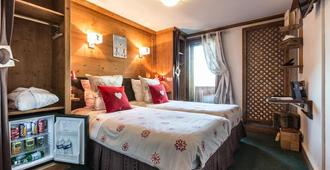 Les Monts Charvin - Courchevel - Schlafzimmer