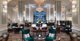 Intercontinental Singapore (Sg Clean), An IHG Hotel - Singapore - טרקלין