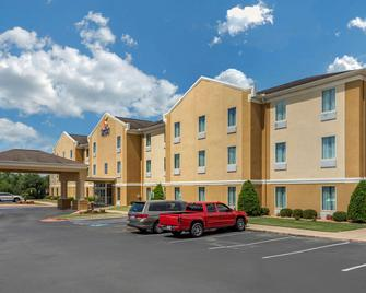 Comfort Inn and Suites Bryant-Benton - Bryant - Building