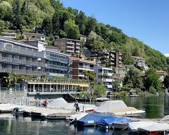 Tresa Bay Hotel - Ponte Tresa - Buiten zicht