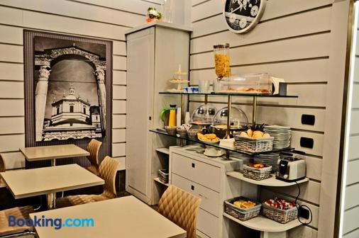 Hotel Rio - Milan - Buffet