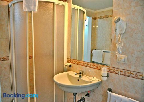 Hotel Rio - Milan - Bathroom