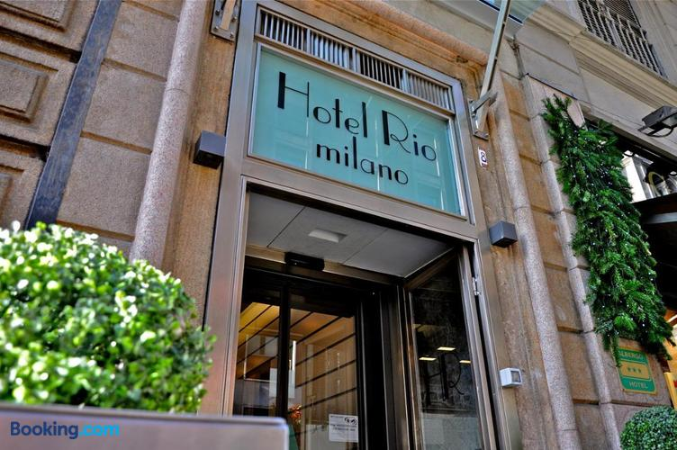 Hotel Rio Ab 67 1 7 0 Mailand Hotels Kayak