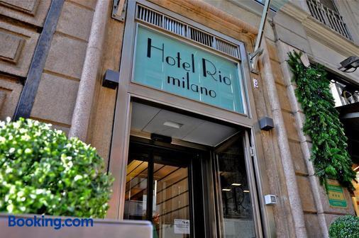Hotel Rio - Milan - Building
