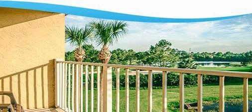 Parc Corniche Condominium Suite Hotel - Orlando - Parveke
