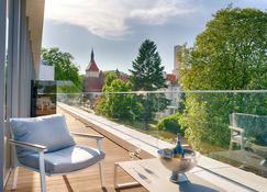 Focus Hotel Premium Sopot - Sopot - Balcone