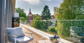 Focus Hotel Premium Sopot - סופוט - מרפסת
