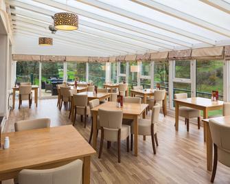 Best Western The Dartmouth Hotel Golf & Spa - Dartmouth - Restaurace