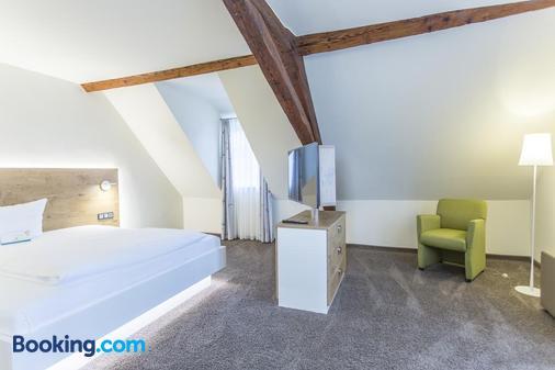 Hotel Jägerhaus Esslingen - Esslingen am Neckar - Bedroom