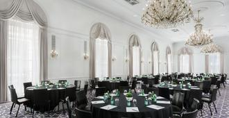 Stewart Hotel - Nova Iorque - Salão de banquetes