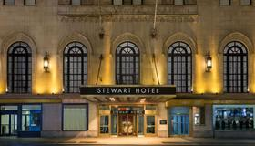 Stewart Hotel - New York - Toà nhà