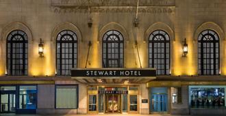Stewart Hotel - ניו יורק - בניין