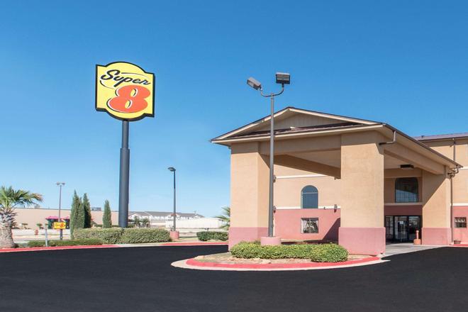 Super 8 by Wyndham Abilene South - Abilene - Building
