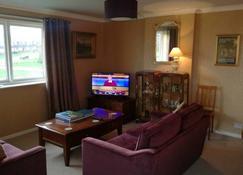 Spacious Luxury 2 Double Bedroom Flat In Newcastle - Newcastle-upon-Tyne - Sala de estar