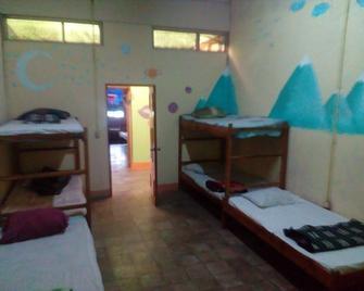Ecoalbergue Canta Gallo - La Varonesa - Bedroom