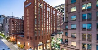 Sheraton Raleigh Hotel - Raleigh - Bygning