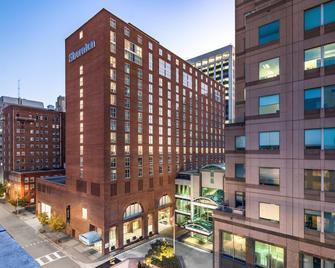 Sheraton Raleigh Hotel - Raleigh - Building