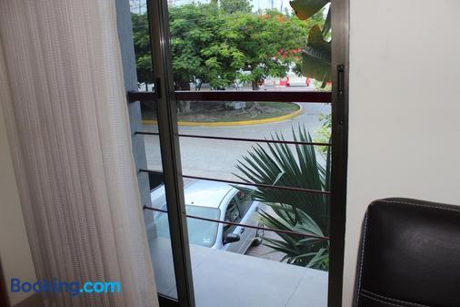Grand City Hotel - Cancún - Balcony