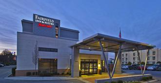 Fairfield Inn & Suites by Marriott Chattanooga East - Chattanooga - Gebäude