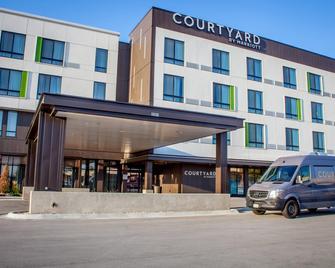 Courtyard by Marriott Omaha East/Council Bluffs, IA - Council Bluffs - Building