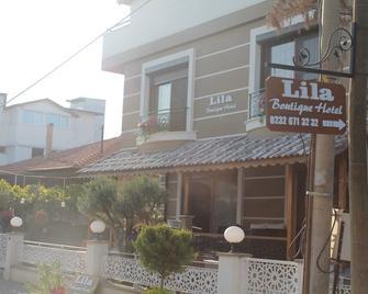 Lila Boutique Hotel - Dikili - Building