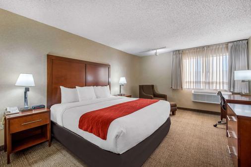 Comfort Inn Denver Southeast Area - Aurora - Bedroom