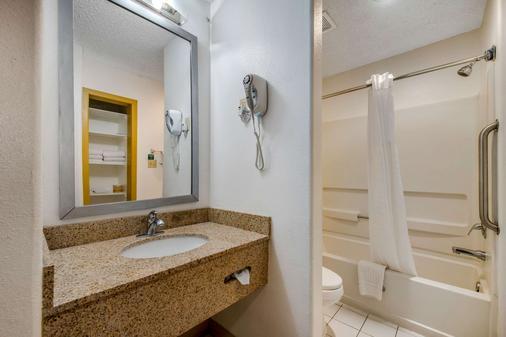 Comfort Inn Denver Southeast Area - Aurora - Bathroom