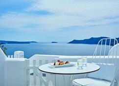 Katikies Kirini Santorini - The Leading Hotels Of The World - Thera - Balcony