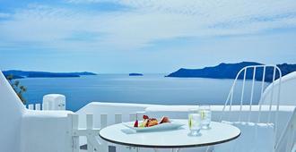 Katikies Kirini Santorini - The Leading Hotels Of The World - Thera - Varanda