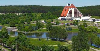Agat Hotel - Minsk - Vista del exterior