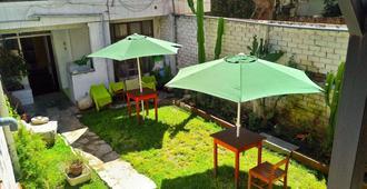 Hostal Como en Casa - Huaraz - Patio